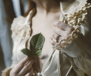 blouse, fabric, and lace image