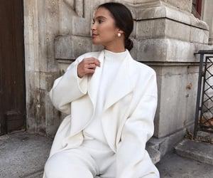 fashion, white, and clothing image