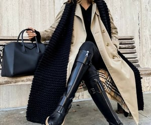 blogger, look, and givenchy bag image