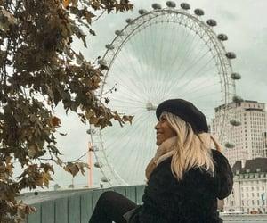 london eye, Londres, and foto inspiração image