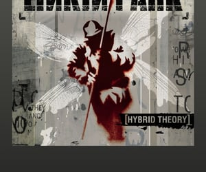 music, linkin park, and spotify image