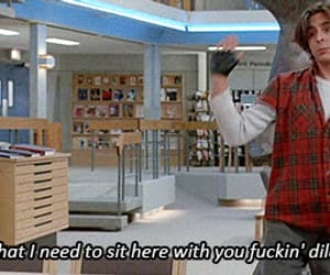 The Breakfast Club, gif, and judd nelsons image