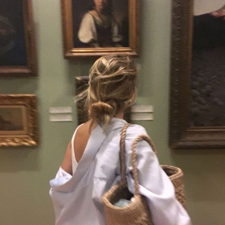 art, museum, and online image