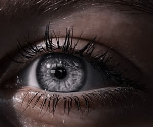 eye, eyes, and beautiful image