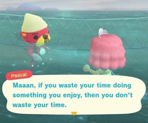 animal crossing, new horizons, and pink image