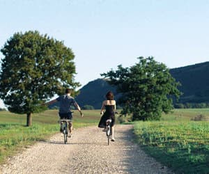 bike, gif, and normal people image