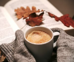 Autumn, Coffee, And Books.