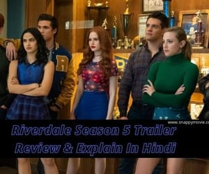 riverdale in hindi and riverdale s5 in hindi image