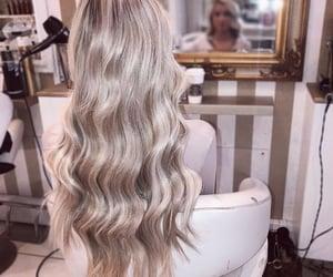 beautiful, blonde, and makeup image
