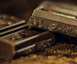 bars, chocolate, and delicious image