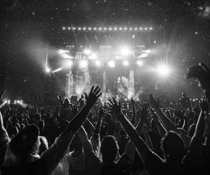 concert, music, and party image