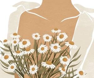 aesthetics, flowers, and minimalism image