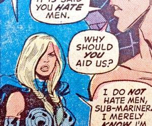 Marvel, defenders, and sub-mariner image