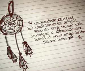 drawing, dream catcher, and love image