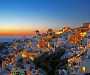 beautiful, europe, and Greece image