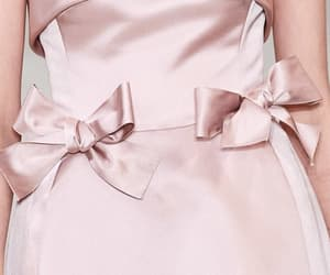bow, details, and fashion image