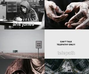 aris, maze runner, and aris jones image