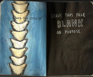 wreck this journal and crack the spine image