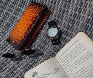 bali, sun, and book image