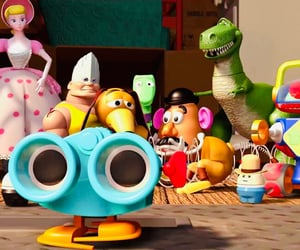 disney, toy story, and toys image
