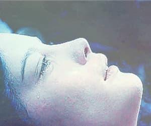 gif, aragorn, and crying cry tears image