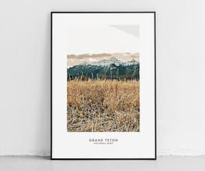 etsy, minimalist poster, and adventure prints image