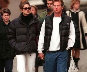 aesthetic, cindy crawford, and couple image