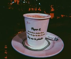 hot drinks, winter, and huji image