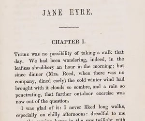 aesthetic, books, and charlotte bronte image
