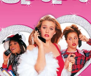Clueless, movie, and pink image