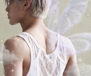 san, fairy, and fairy wings image