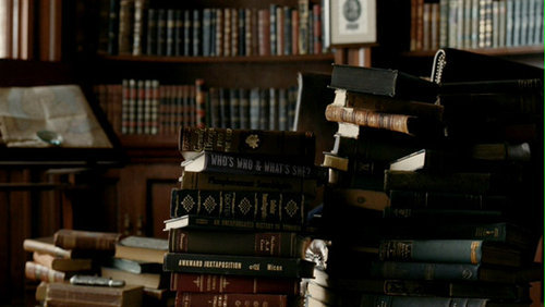 books, tolkien, and silmarillion image
