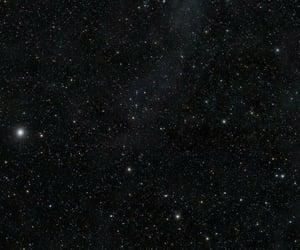 wallpaper, black, and stars image