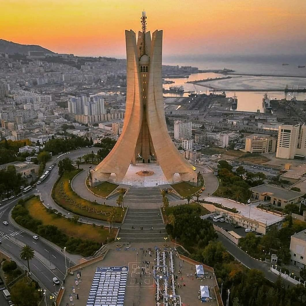 africa, algiers, and arab image