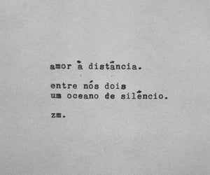 amor a distancia and frases image