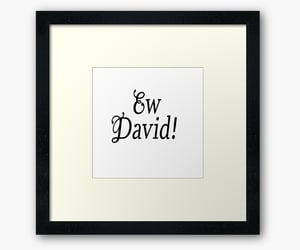 quotes, schitts creek, and ew david image