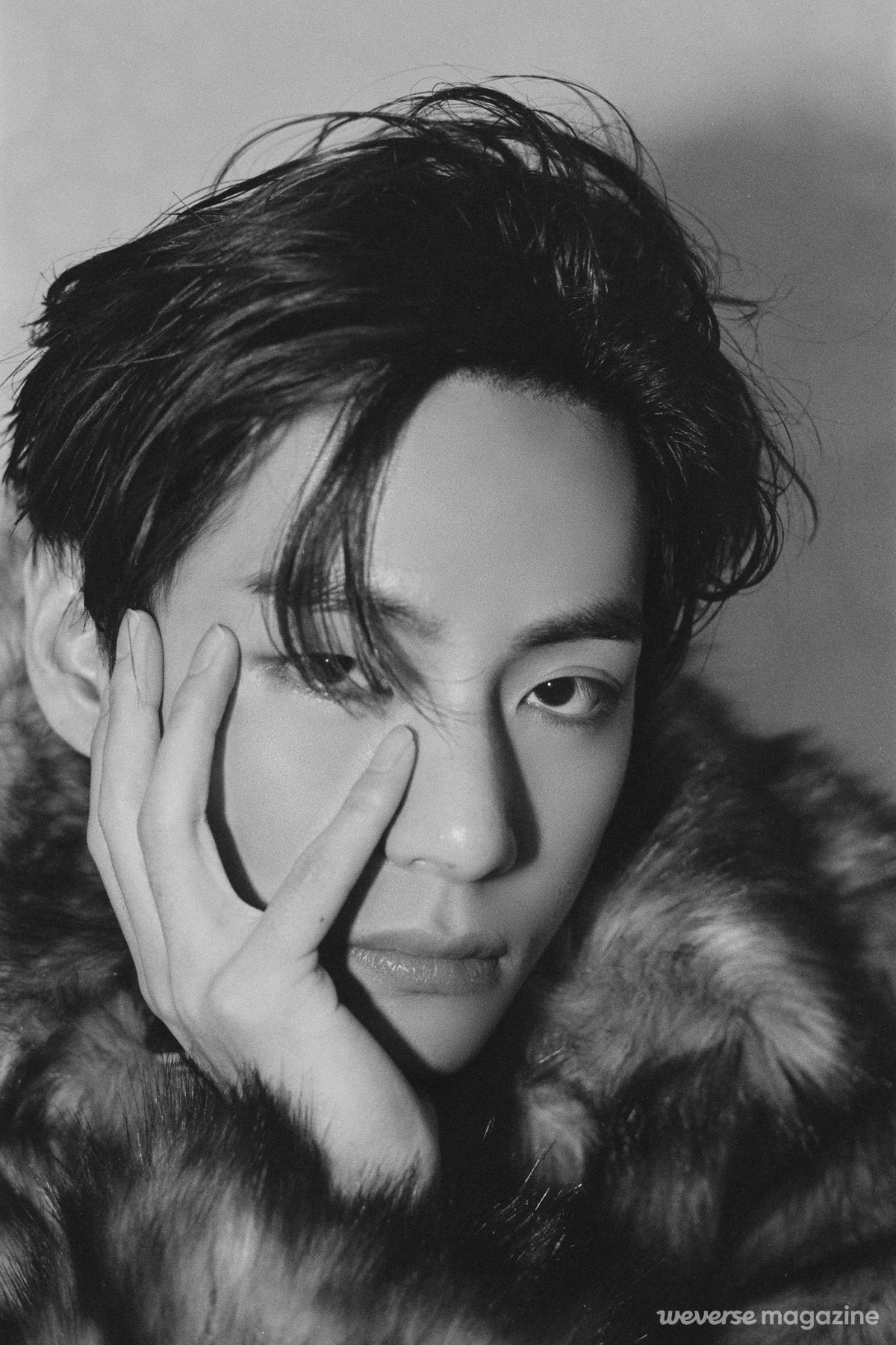 article, bts v, and interview image