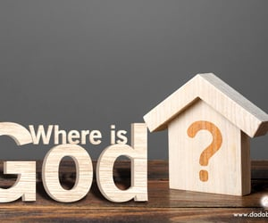 house of god, proof that god exists, and are you there god image