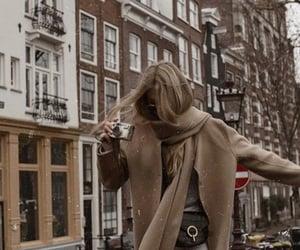 amsterdam, fall, and fashion image