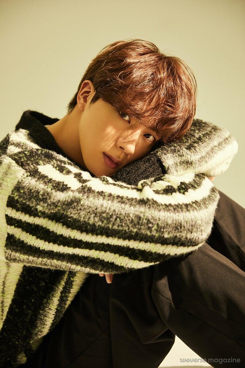 interview, bts jin, and bts seokjin image