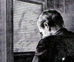 Catholic, sacrament, and confessional image