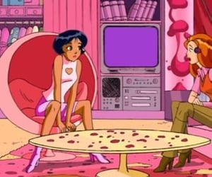 cartoon, totally spies, and aesthetic image