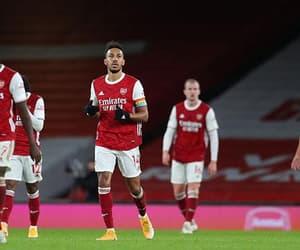 Arsenal, liga inggris, and mikel arteta image