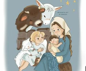 christmas, dibujo, and merry christmas image