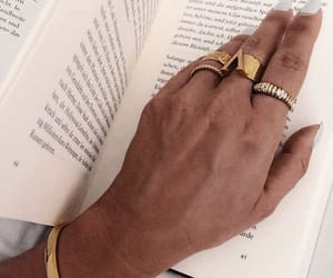 accessories, book, and bracelet image