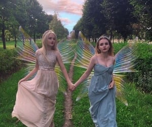 bisexual, Fairies, and lesbian image