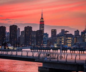 beautiful places, Brooklyn, and buildings image