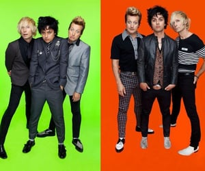 band, tre cool, and frank edwin wright iii image