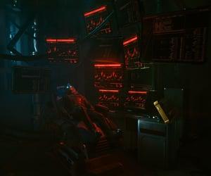 cyberpunk, grunge, and dark image