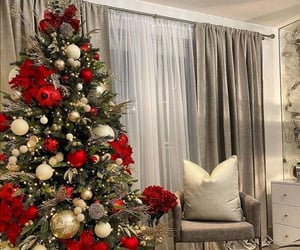christmas, cozy, and december image